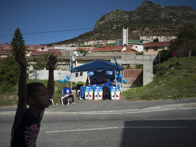 South Africa: Anc gets battering at the polls