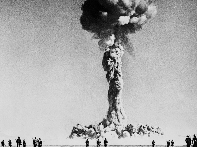 I video dei test atomici che gli Usa tenevano segreti