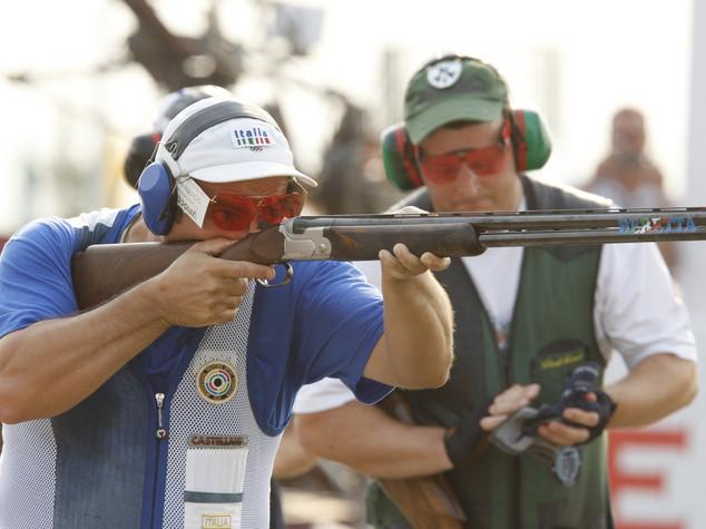 == Rio 2016: tiro a volo, Pellielo argento nella fossa olimpica