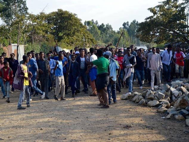 Etiopia: proteste contro governo, 50 morti nel fine settimana