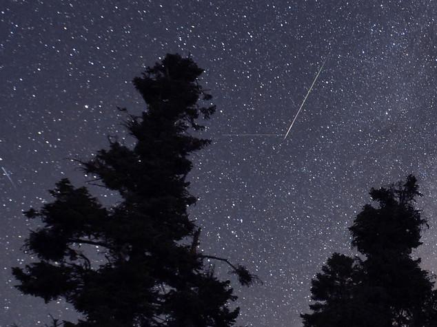 Notte di san Lorenzo, pioggia di stelle cadenti fino a sabato