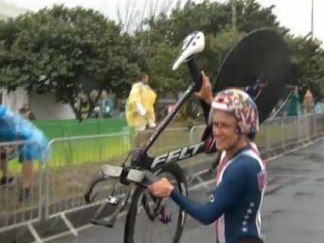 Ciclismo: Kristin Armstrong da leggenda, terzo oro olimpico nella crono