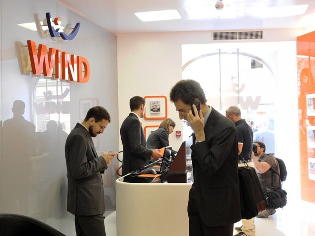 """Wind: parte campagna istituzionale,""""riflettere su uso tecnologia"""""""