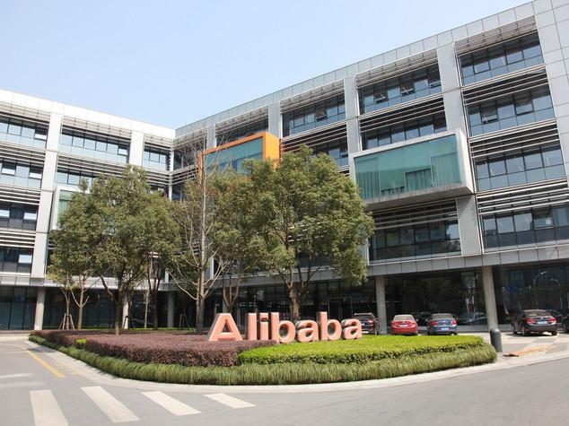 Alibaba Group +59% Revenue in Second Quarter 2016