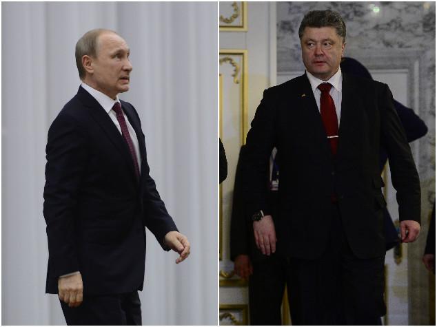 Sale tensione Mosca-Kiev, Poroshenko allerta truppe