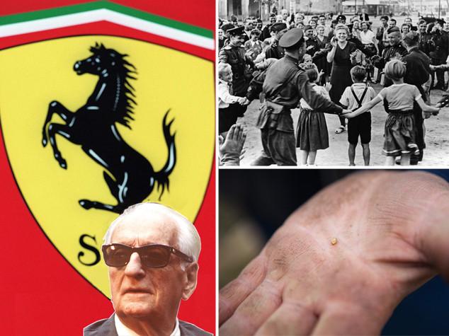 Dalla fine della II Guerra mondiale all'addio a Enzo Ferrari, i fatti del 14 agosto