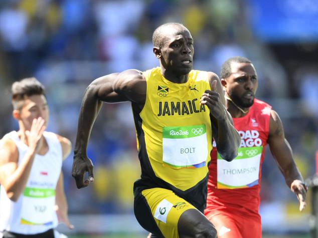 Bolt, non sono abituato a correre così presto
