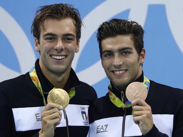 Super Greg non delude, bronzo Detti e Phelps fa 23