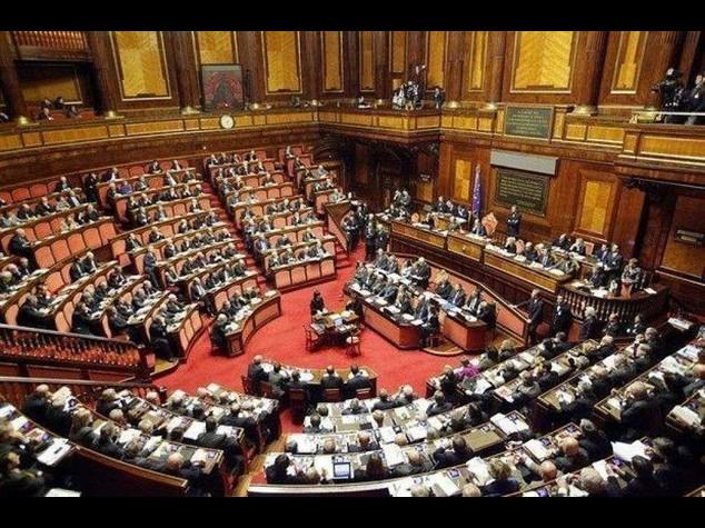 Il ddl sulle riforme costituzionali approda nell'Aula del Senato