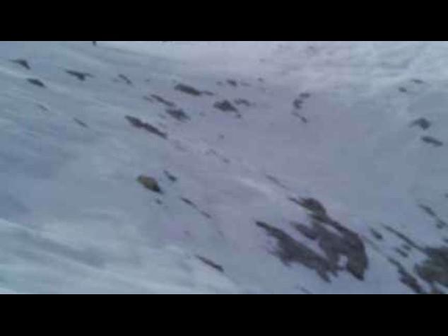 Tragedia sul Gran Sasso: due escursionisti travolti e uccisi da una slavina