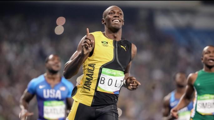 Bolt nella leggenda, terzo oro olimpico nei 100 metri