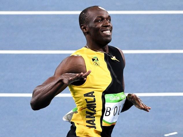 Bolt a caccia del record nei 200 metri