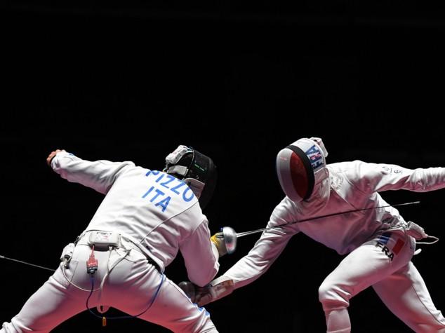 Rio2016, scherma: Italia in finale nella spada a squadre maschile, medaglia certa