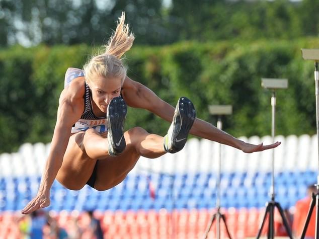 Doping, saltatrice russa Klishina potra' gareggiare