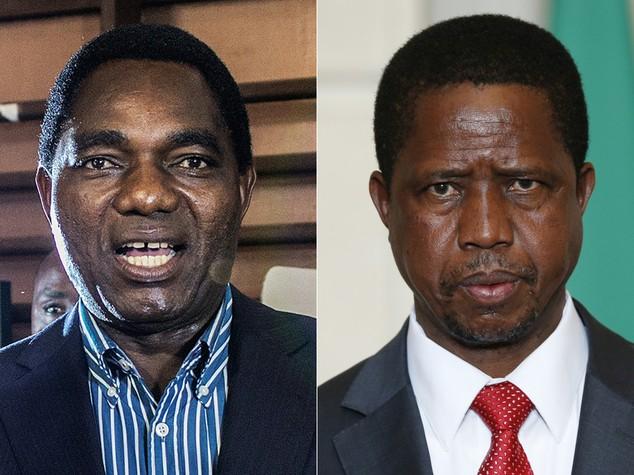 Zambia: Lungu rieletto presidente, rivale contesta risultato