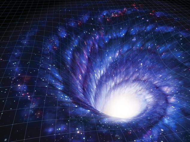 I buchi neri non sono senza fondo, prima prova empirica