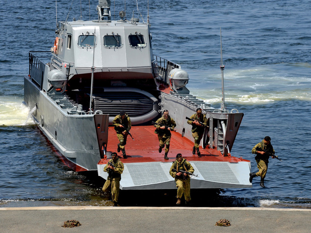 Russia: cominciate esercitazioni nel Mediterraneo orientale