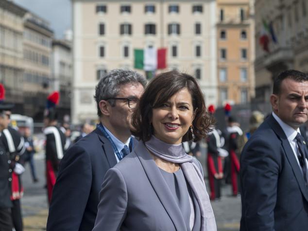Boldrini, molti atleti lgbt. Italia ora Paese evoluto