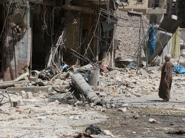 La Russia è pronta per combattere insieme agli Stati Uniti ad Aleppo