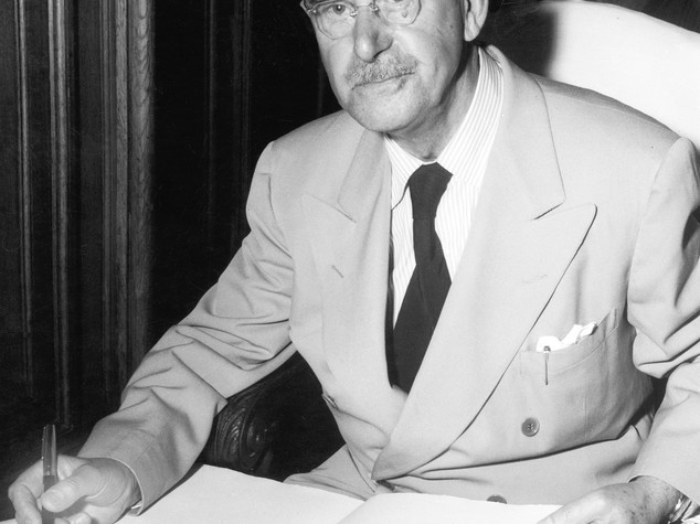 In vendita la casa a Los Angeles di Thomas Mann
