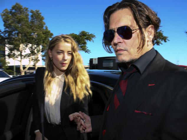 Divorzio Johnny Depp-Amber Heard, c'è l'accordo
