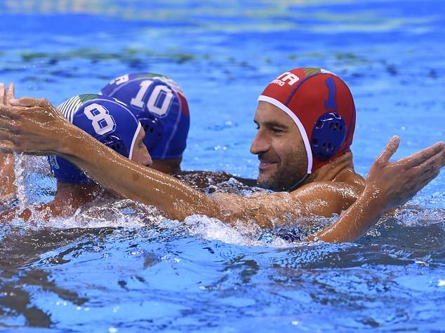 Settebello da urlo con Grecia, azzurri in semifinale