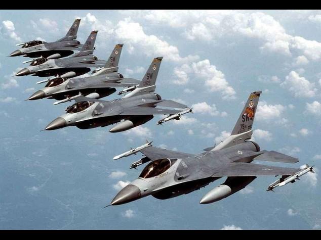 Califfo nero, primo attacco Usa  Raid aereo vicino Baghdad