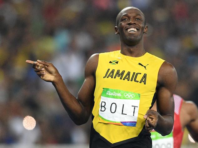 "Atletica, Bolt in finale nei 200 metri con 19""78"