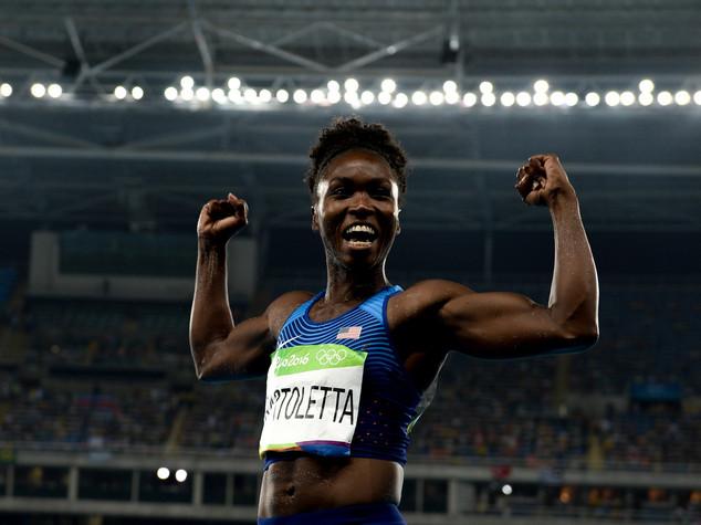 Atletica: lungo donne, oro alla statunitense Bartoletta