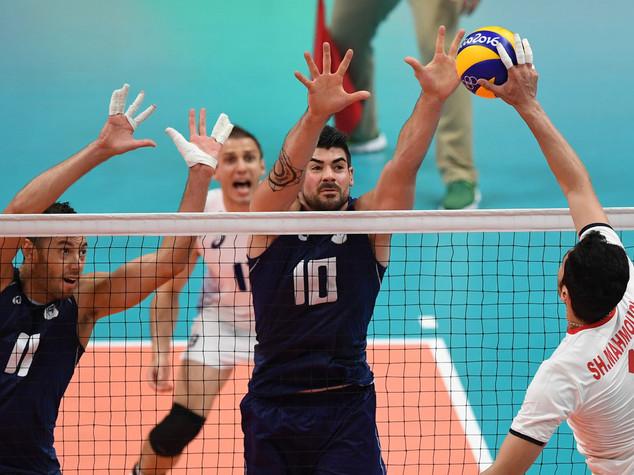 Volley, Italia-Iran 3-0. Azzurri in semifinale