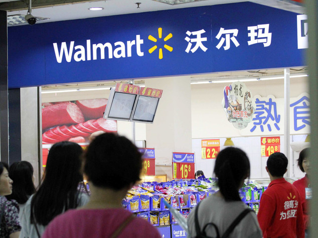 India: Walmart keen to open food retail chain
