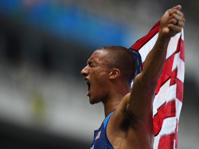 Decathlon, Eaton ancora campione da record