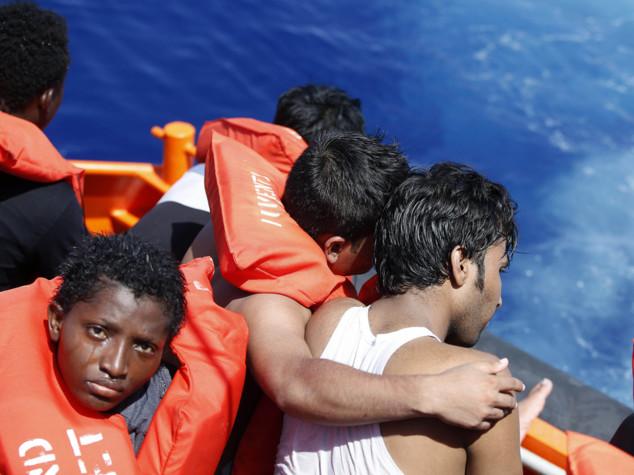 Emergenza nel Mediterraneo,recuperati 9 corpi