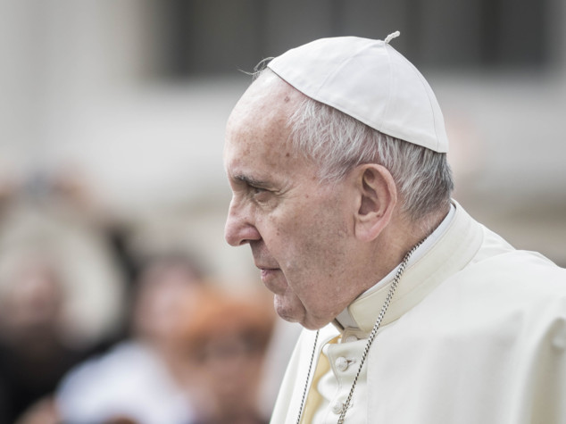 """Papa ai giornalisti """"verità, rispetto e professionalità"""""""