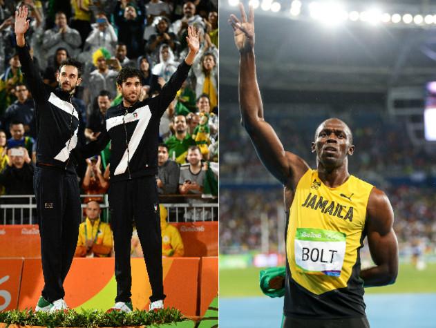 """Bolt all'ottavo oro, """"Io grande come Alì"""""""
