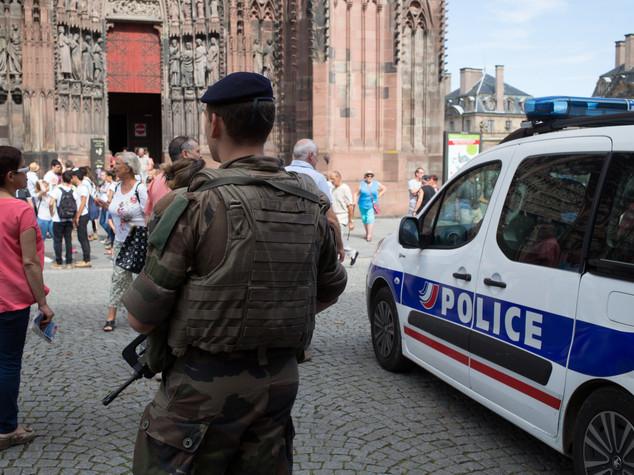 Accoltellato ebreo a Strasburgo, arrestato l'aggressore