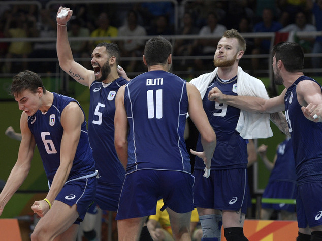 Impresa Italvolley, batte gli Usa e vola in finale
