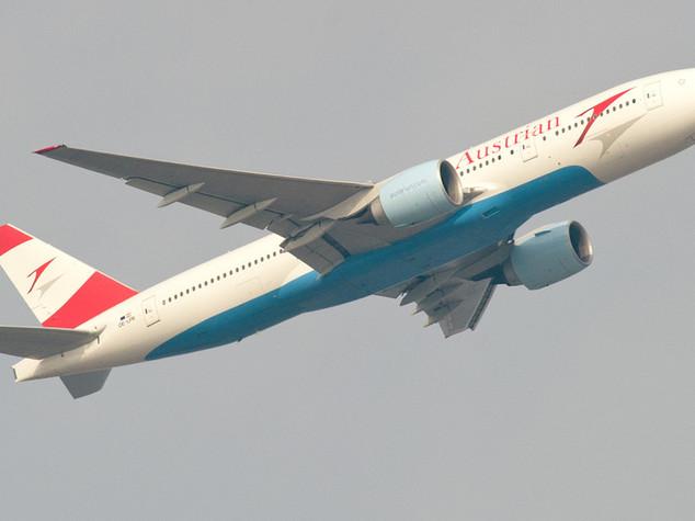 Austrian Airlines inaugura volo diretto Vienna-Ispahan