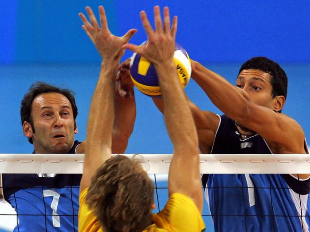 Volley, anche ad Atene 2004 fu finale Italia-Brasile
