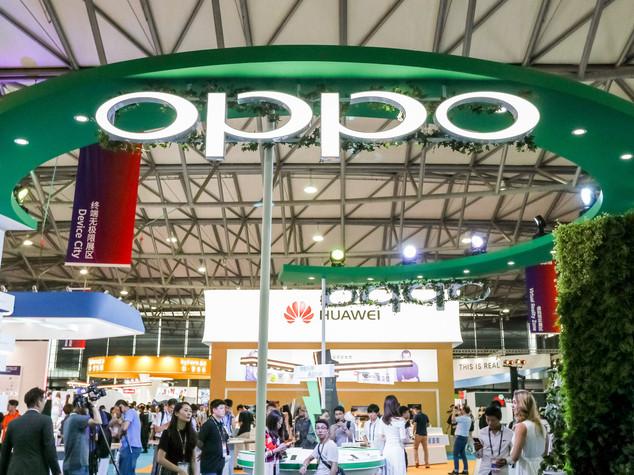 La nuova rivale di Apple e Samsung si chiama Oppo