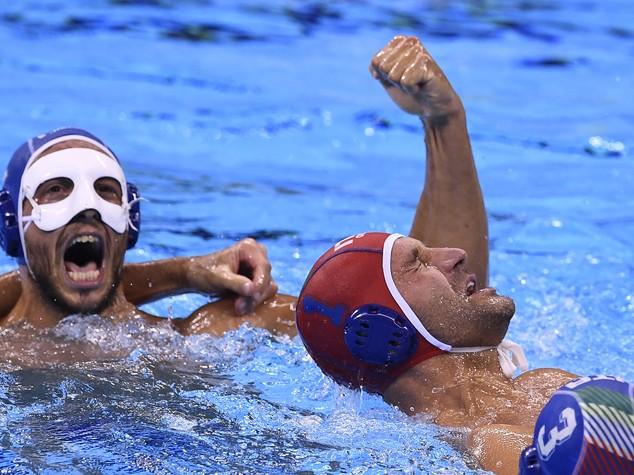 Pallanuoto, Settebello bronzo contro il Montenegro