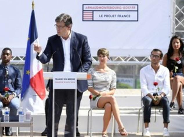 Francia, Montebourg annuncia candidatura alle presidenziali