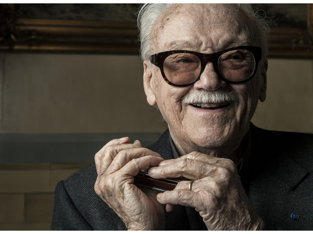 Muore a 94 anni 'Toots' Thielemans, leggenda del jazz
