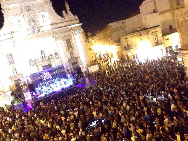 Notte della Taranta: attesi 200mila al concertone finale