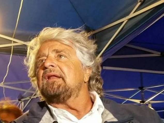 """Grillo ferma la corsa di Roma """"Olimpiadi? no grazie"""""""