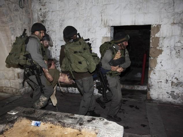 Scontri su tomba di Giuseppe, arrestati 32 ebrei ortodossi