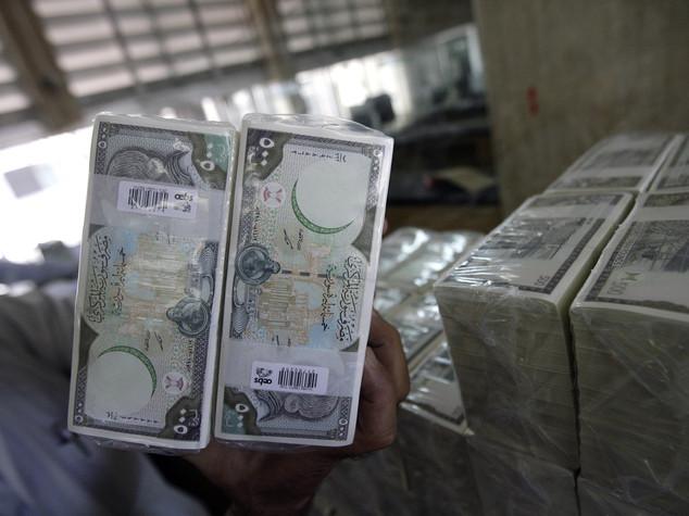 Siria: valuta ha perso 90% in cinque anni, emergenza riserve