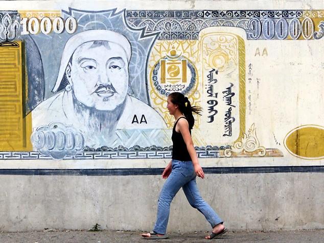 Mongolia: Fitch, refinancing risks deepen as currency plummets