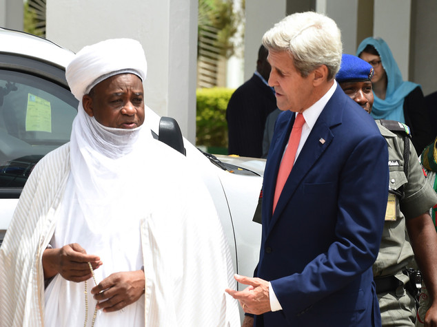 """Nigeria: Kerry, """"Extremism can't be defeated through repression"""""""