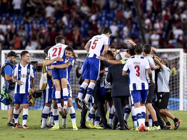 Tracollo Roma, 0-3 con il Porto, addio Champions